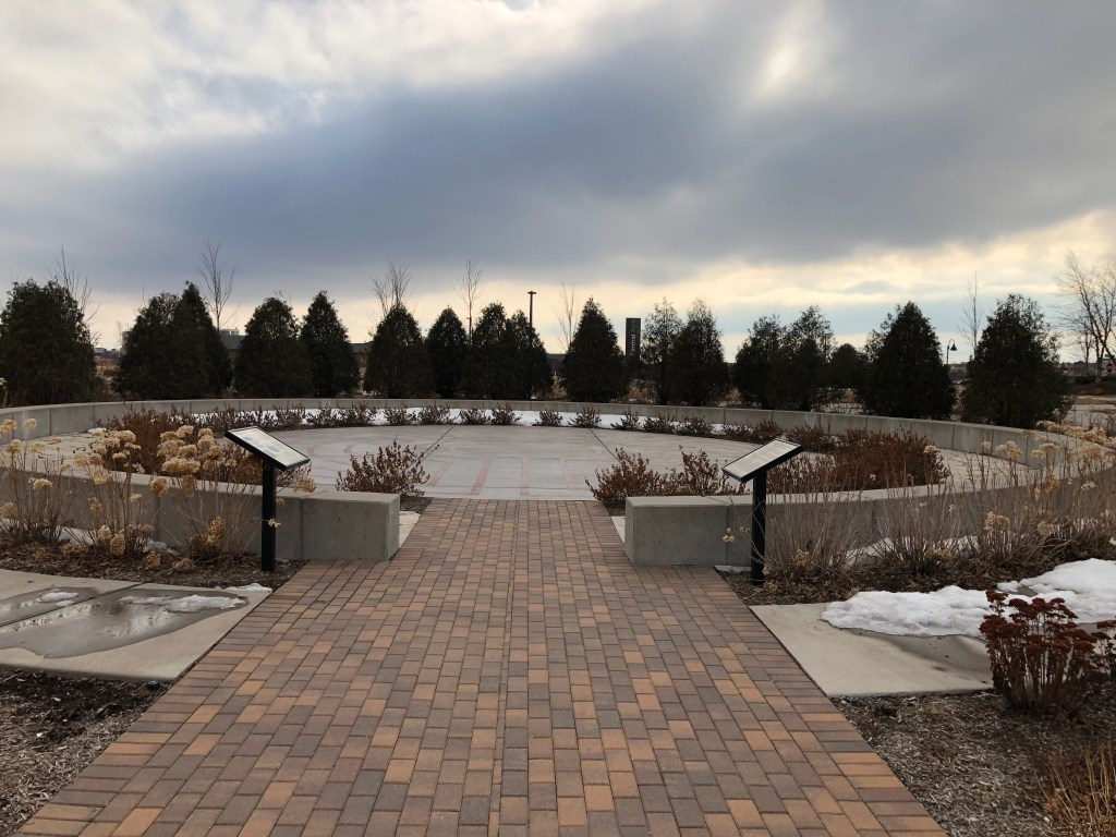 Maple Grove Labyrinth