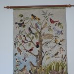 Image of birds on a tree