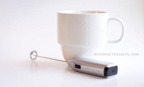 DIY cappuccino