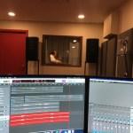 image of the recording studio