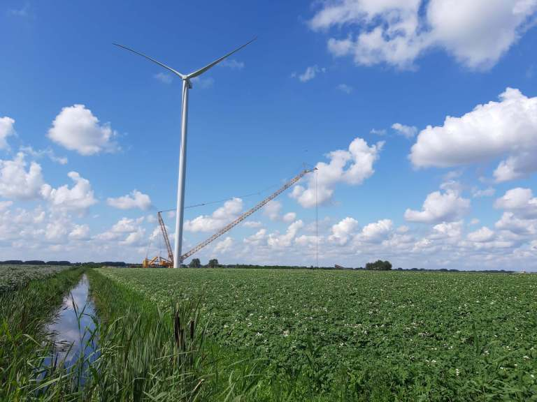 Auction win reinforces Vestas' leadership in Italy