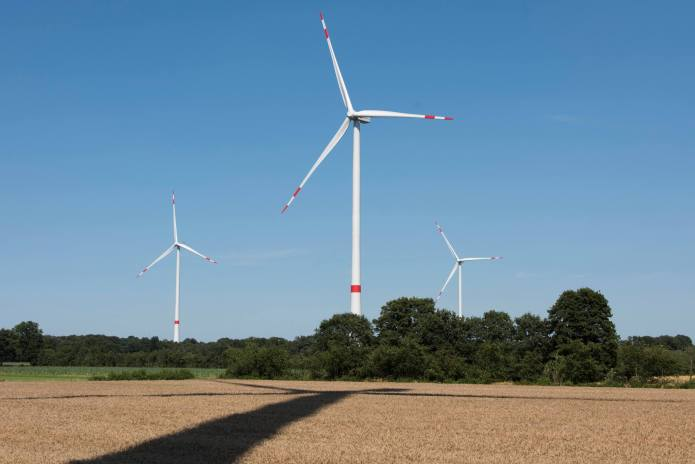 Successful End-Of-Year Business In Europe: Nordex Group Receives Orders For 308 MW