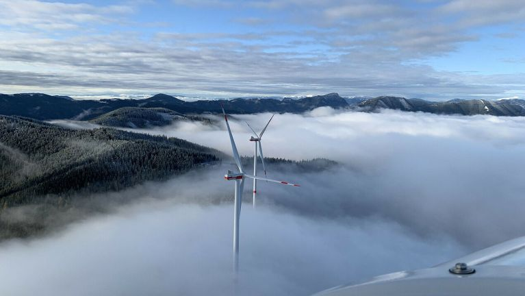 BayWa r.e. completes and sells Austrian wind farm