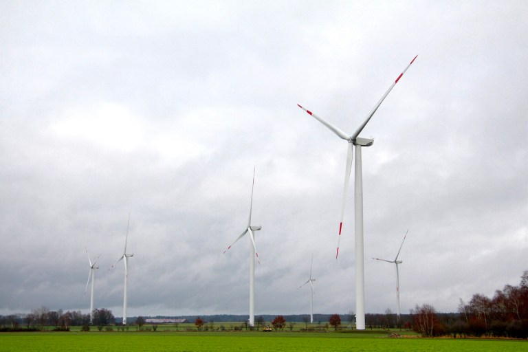 Operational Management for Wind Farm from IWB