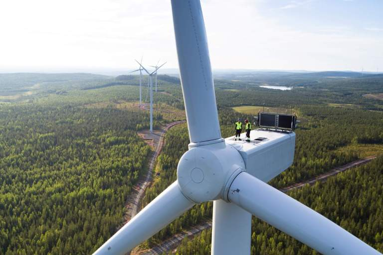 NOTUS Energy and Odessa State Regional Government Sign Declaration on the Construction of Three Wind Farms