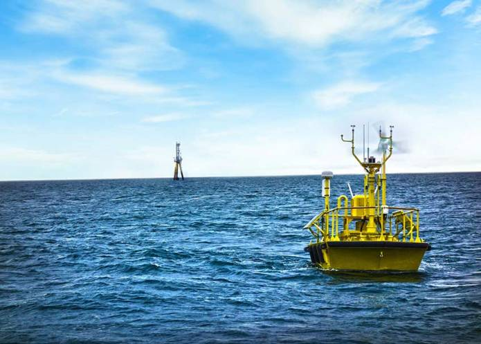 NREL Resource Characterization Efforts Guide Offshore Wind System Decisions