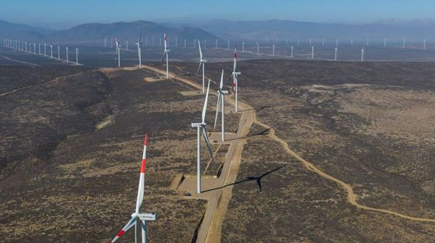 Siemens Gamesa secures final 110-MW order and completes Cabo Leones cluster in Chile