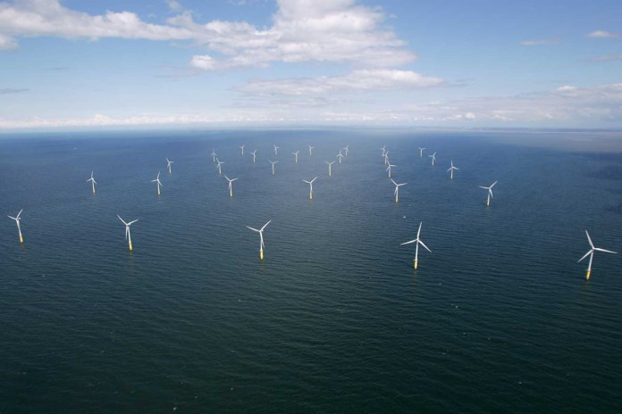 RWE Receives Planning Permission For Kaskasi Offshore Wind Farm