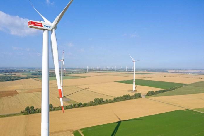 Bedburg A 44n – Next New Wind Farm On Former Opencast Mining Site