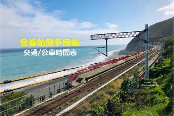 台東太麻里∥ 金崙站怎麼到多良站之交通方式/公車時刻表/鼎東客運