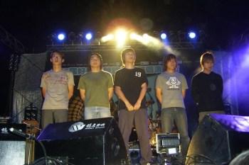 MayDay∥ 20031125-五月天 高雄大學校園演唱會