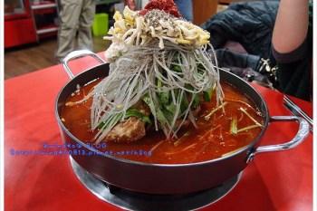 食記∥ 台北中山。東輝韓食館 - 臺灣也可以吃到美味馬鈴薯豬骨湯!