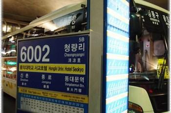 ∥韓國首爾自由行∥ 仁川機場→東大門、東廟、新設洞(交通方式:機場巴士6002)