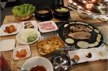 食記∥ 高雄鼓山。讚呀!正宗韓式烤肉 짱이야삼겹살(近巨蛋站、瑞豐夜市)