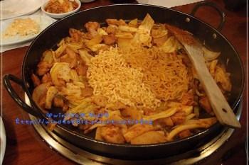 食記∥ 台中西區。유가네柳家韓味新潮流,辣炒雞排