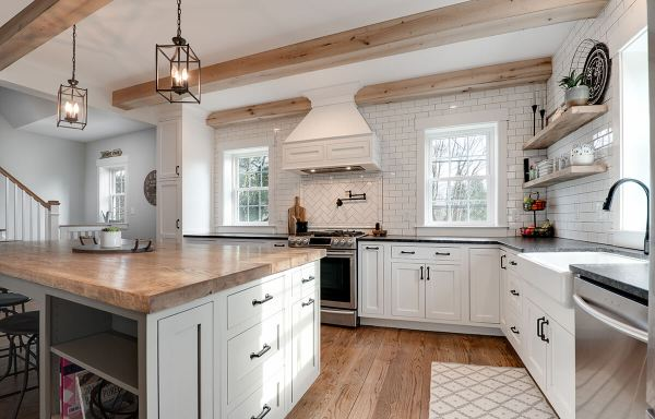 Kitchen Remodeling Contractor Chester County PA | Windle D & C