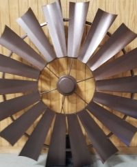 Powder Coated - Windmill Ceiling Fans