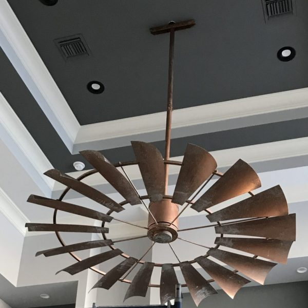 Client Windmill Ceiling Fans