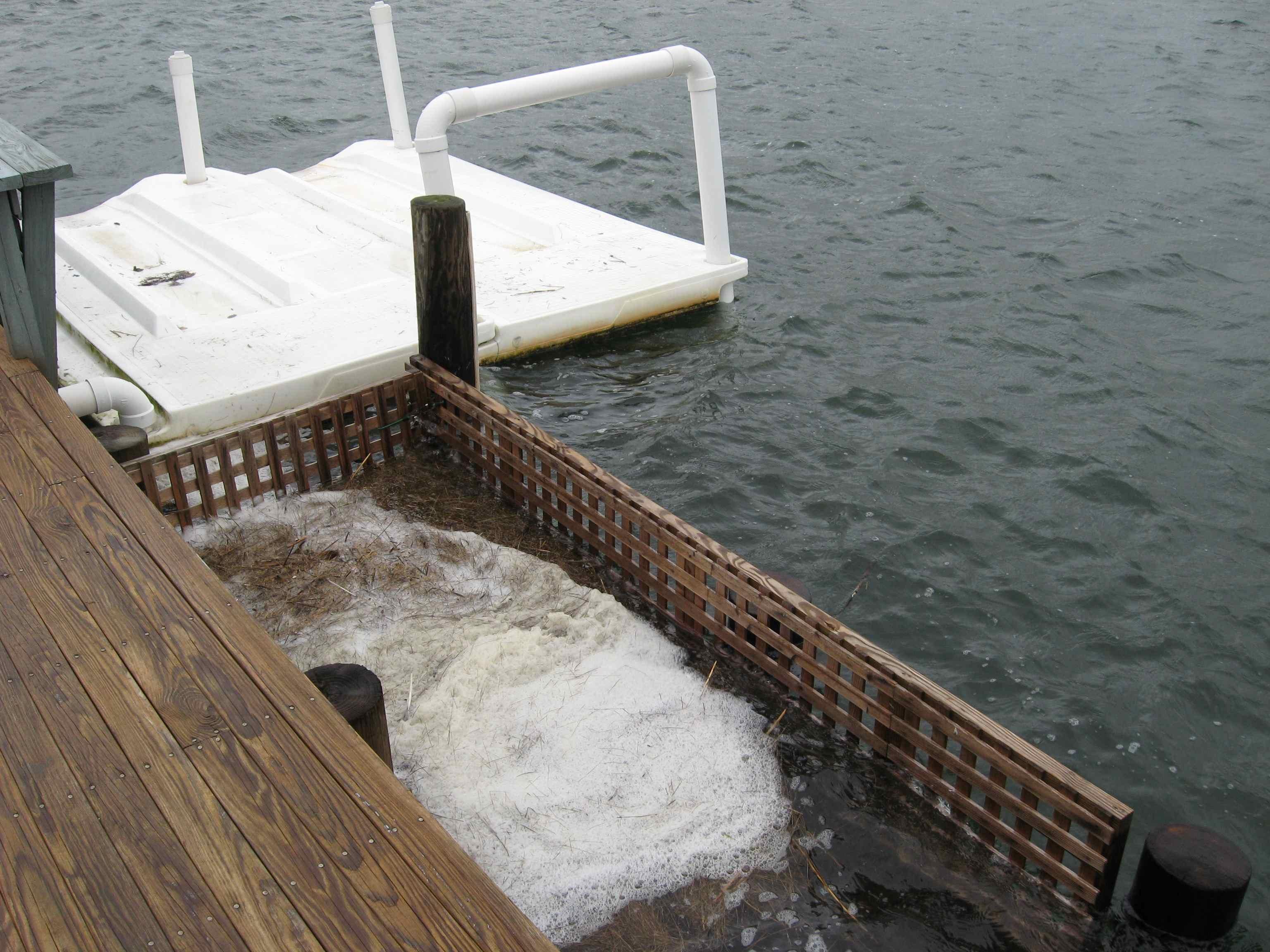flooded dock 2