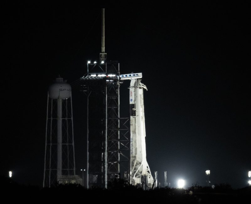 Watch live now! NASA, SpaceX launching Crew-2 astronauts to space station @ 5:49 am ET, ,