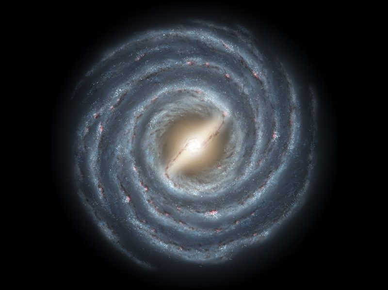 Why does the Milky Way have spiral arms? New Gaia data are helping solve the puzzle, ,