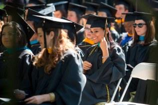 2015 Undergraduate and Graduate Commencement