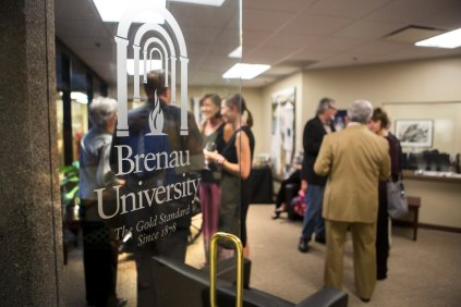 The open house for Brenau's new campus in Jacksonville, Florida.