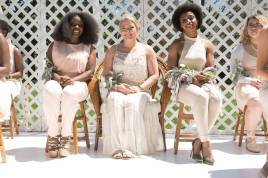 Princess, Shainie Cox, Prince, Paris Hawkins and Queen, Mary-Katherine Lennette Jabbia, 2016 Alumnae Reunion Weekend