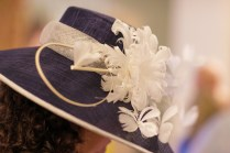 May Day millinery.