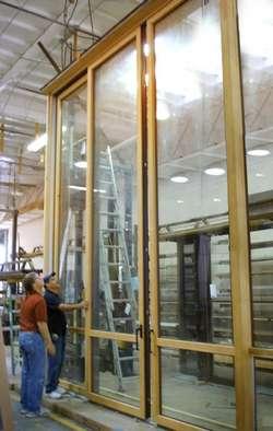 Weiland liftslide doors  Window  Door
