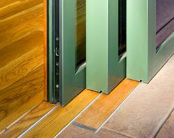 LiftSlide Doors With Flush Bottom Track Window Amp Door