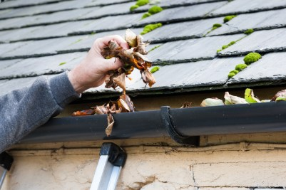 Gutter Cleaning Lewisville TX