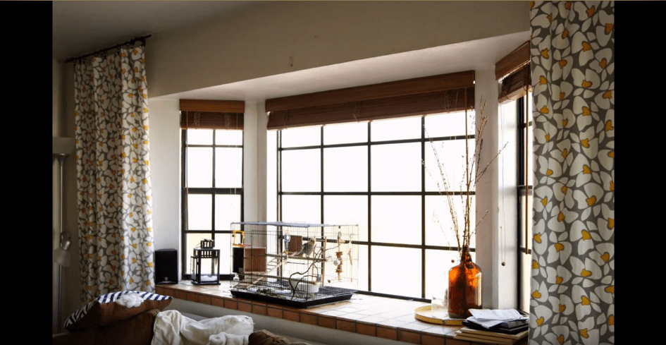 Window Coverings For Bay Windows Bay Window Curtains Shades Amp Blinds