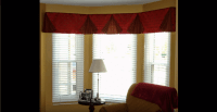 Window Coverings for Bay Windows - Bay Window Curtains ...