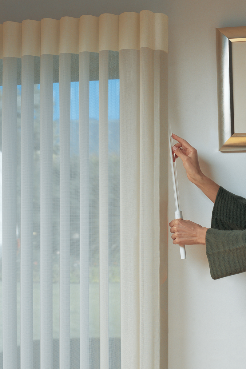 Hunter Douglas Luminette® Privacy Sheers In Worcester, Ma