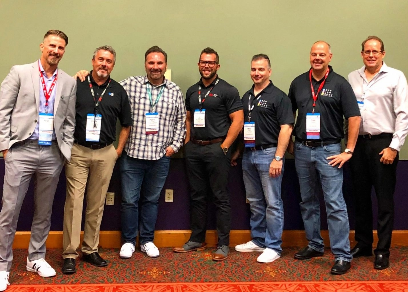 Industry Leader Roundtable Podcast at WFCT in San Antonio - Window Film Pros Industry Podcast