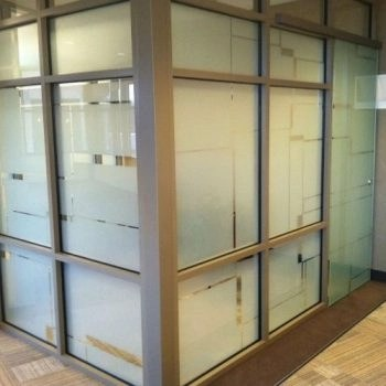 Seven Reasons to Consider Commercial Decorative Glass Films