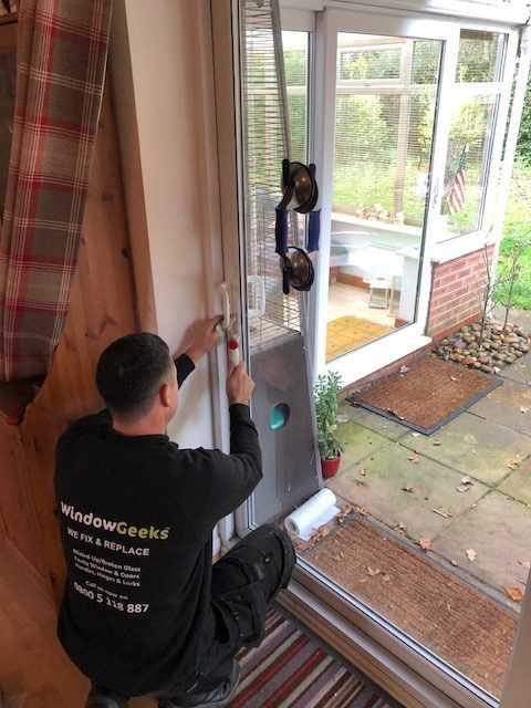 patio door repair warrington french