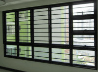 Window Grill & Modular House Window Grill Design India ...