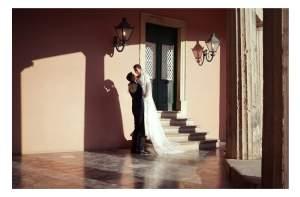Mediterranean Wedding - Aris & Marta