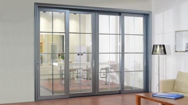 Pintu Geser Aluminium