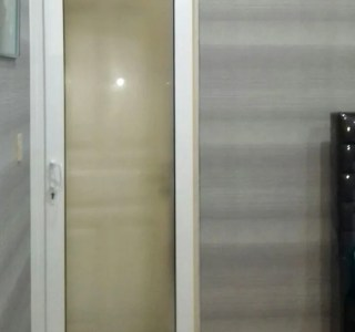 Pintu Sliding Aluminium 1 Daun