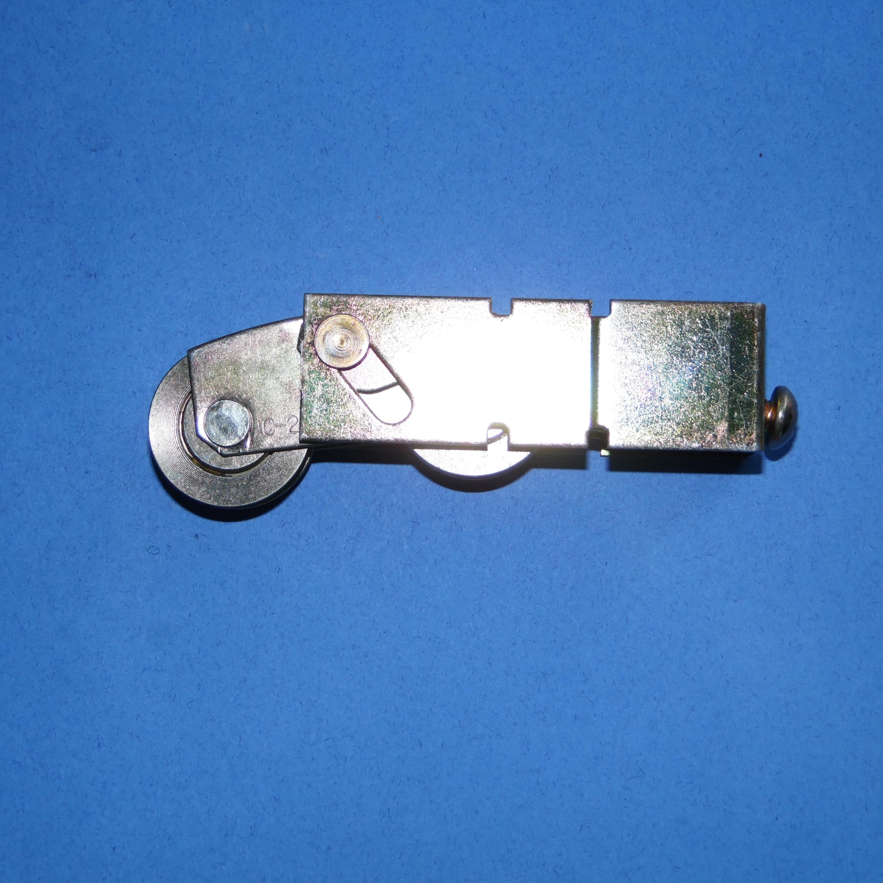 acorn patio door roller 9 405a 3 1 8 x 1