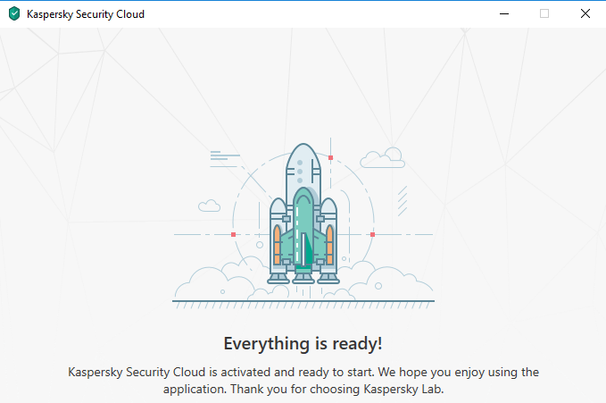 Kaspersky Security Cloud Free for PC Windows 10 (2019