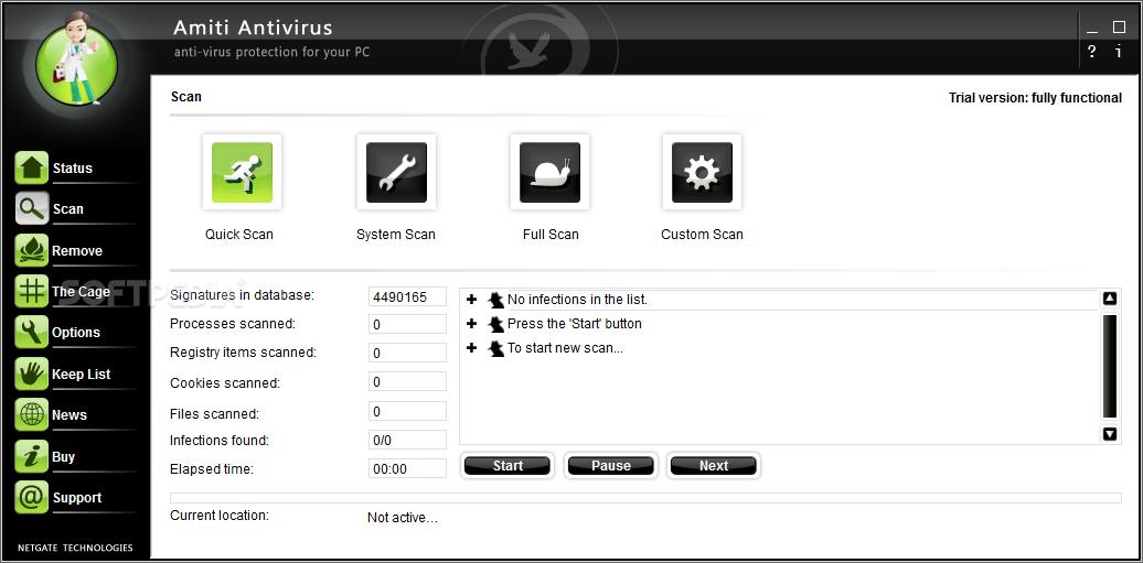 Download Amiti Antivirus 2020 (25.0.740)