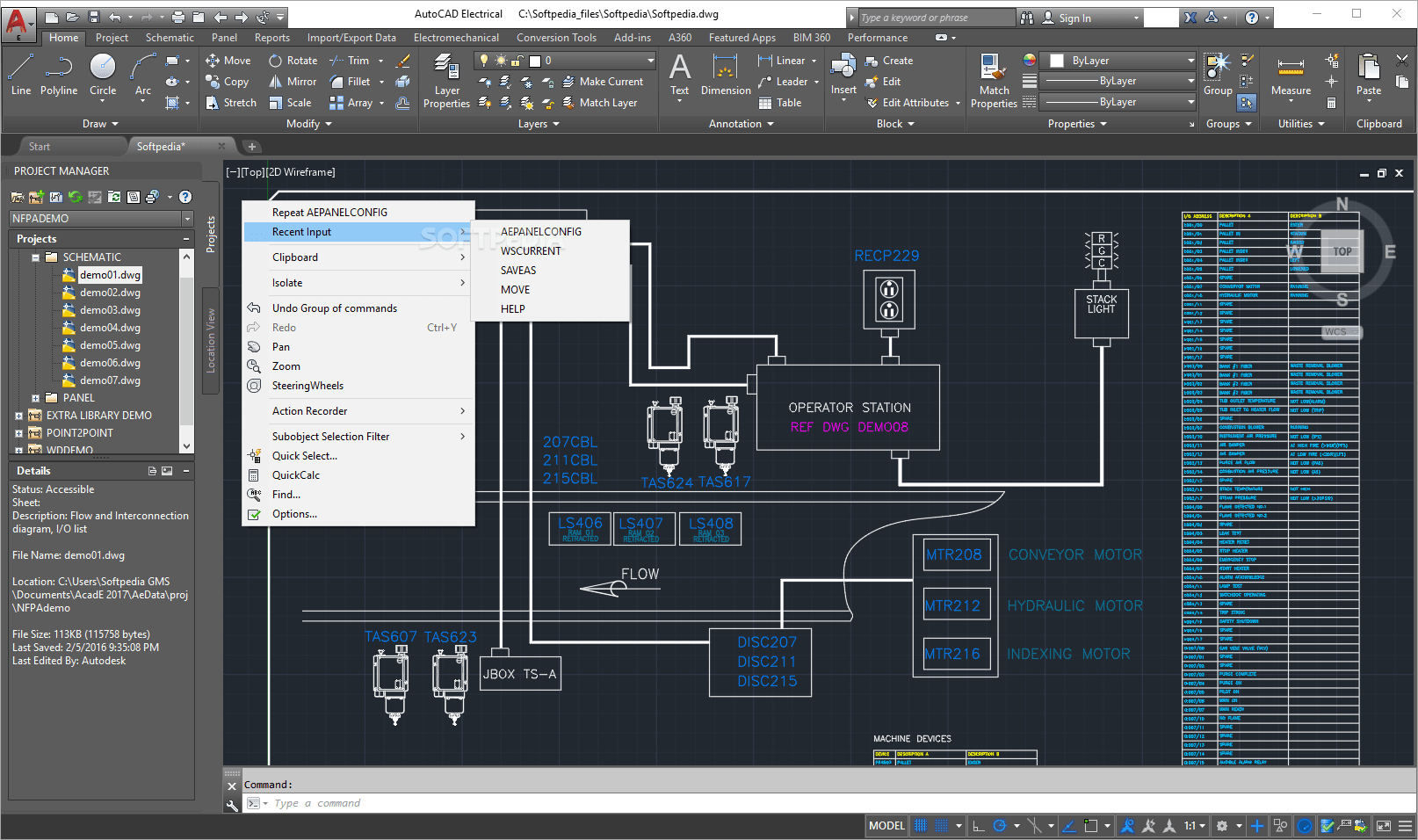 hight resolution of autocad electrical