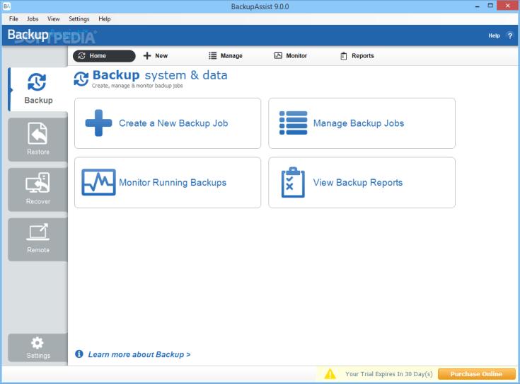 BackupAssist 10.5.4 Working 100% File