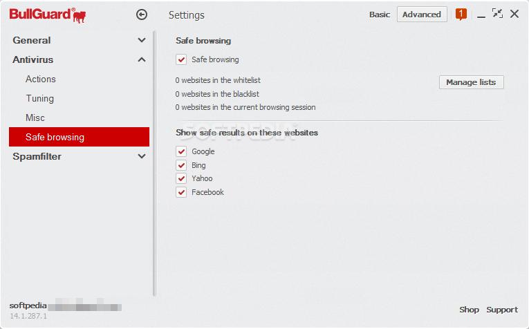Download BullGuard Antivirus 2020 20.0.378.3