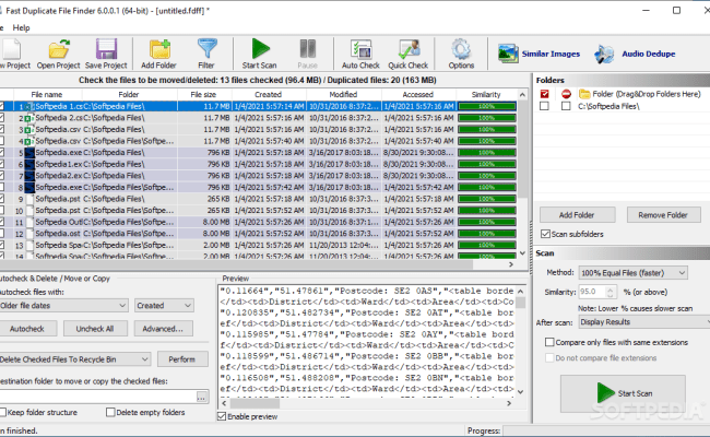 Download Fast Duplicate File Finder 5 2 0 1