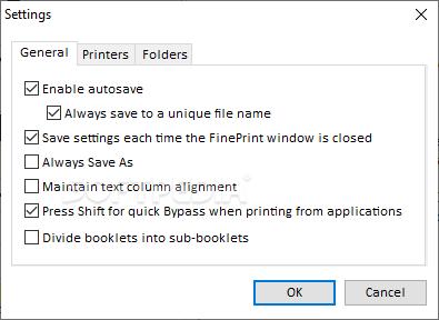 FinePrint 10.31 Cracked